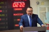 Rondinelli Carlos presta contas do mandato e destaca ciclo de palestras