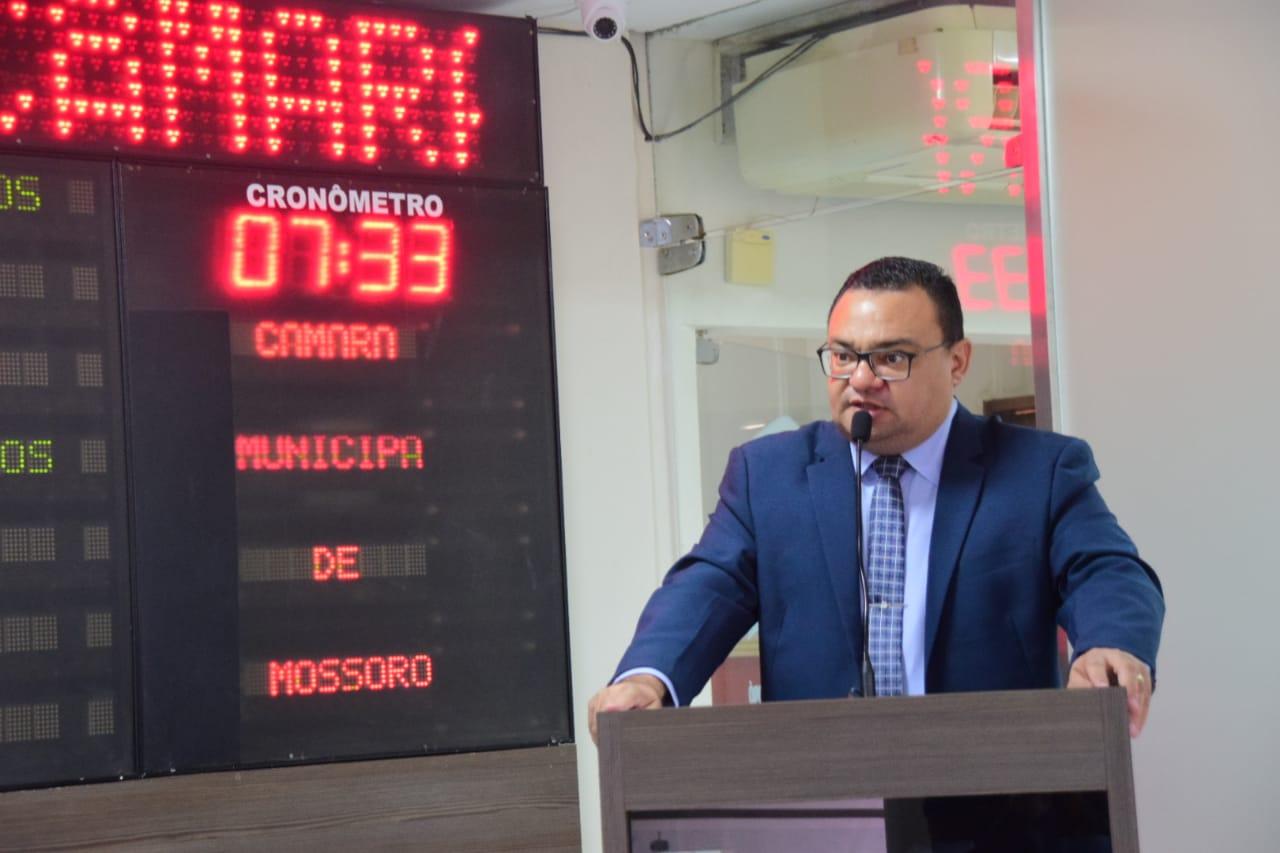 Rondinelli Carlos registra bom desempenho de comissão