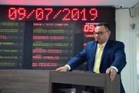 Rondinelli Carlos registra sanção de selo de inspeção