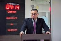 Rondinelli defende realização de sessões virtuais a partir desta semana
