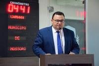 Rondinelli pede apoio para reajuste de servidores da Saúde