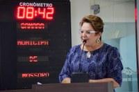 Sandra destaca credenciamento de Hospital São Luiz ao SUS