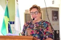 Sandra relembra trajetória e reforça apoio ao Jucuri