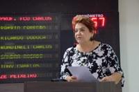 Sandra Rosado alerta para aumento da pobreza no Estado