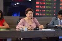 Sandra Rosado apresenta projeto que garante vagas de emprego para residentes de Mossoró
