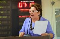 Sandra Rosado apresenta projetos que ampliam assistência aos mossoroenses