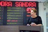 Sandra Rosado cobra melhorias no Programa do Leite