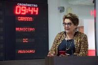 Sandra Rosado debate reforma da previdência durante sessão