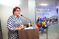 Sandra Rosado lembra resistência de Mossoró e luta por aeroporto
