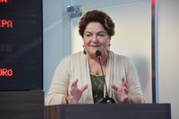 Sandra Rosado reforça apelo contra violência em Mossoró