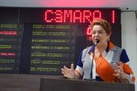 Sandra Rosado relembra luta por reconhecimento do sal