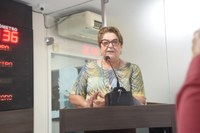 Sandra Rosado ressalta projeto de lei para educação municipal