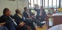Tony Cabelos busca benefícios para Mossoró em Brasília
