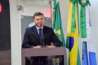 Tony Cabelos pede melhorias para bairro Dom Jaime Câmara