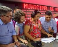 Tony Cabelos pleiteia Restaurante Popular e ressonâncias
