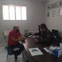 Vereador Edson Carlos solicita reforço na segurança de bairros de Mossoró