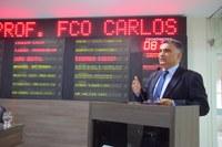 Vereador Francisco Carlos anuncia ações em educação