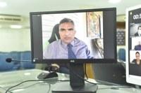 Vereador Francisco Carlos defende transparência no processo de vacinação