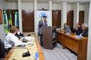 Vereador Genilson Alves lamenta vetos do Executivo à LDO