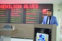Vereador Genilson Alves teme prejuízos ao servidor público