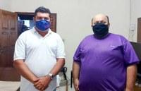 Vereador Gideon Ismaias solicita afastamento para tratamento de saúde
