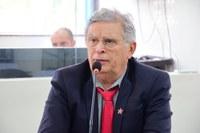 Vereador Gilberto Diógenes critica atraso no pagamento dos terceirizados