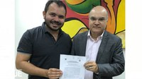 Vereador informa avanço para reforma do Teatro Lauro Monte