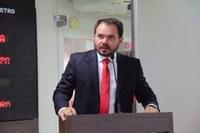 Vereador João Gentil defende Rio Mossoró em Brasília