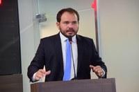 Vereador João Gentil presta contas de viagem a Brasília