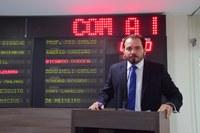 Vereador João Gentil visita Câmara Municipal de São Paulo