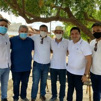 Vereador Lamarque pleiteia doação de poço para o Piquiri