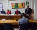 Vereador Manoel Bezerra realiza visitas em obras realizadas pela Prefeitura de Mossoró