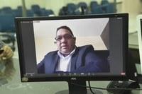Vereador Omar defende mais segurança para o Cidade Oeste