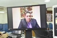 Vereador Omar Nogueira destaca obras de drenagem no bairro Paredões