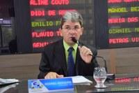 Vereador Ozaniel Mesquita defende funcionalismo público