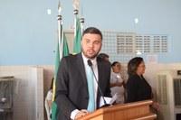 Vereador Petras cobra melhorias para o bairro Barrocos