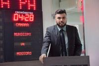 Vereador Petras pede pressa em reforma de praça do BH