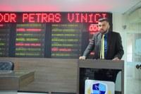 Vereador Petras reforça sua luta pela recuperação de escola na Maísa