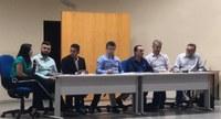 Vereador Petras representa CMM em evento pró-setor salineiro