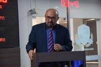 Vereador Raério alerta para problemas em UPA's'