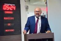 Vereador Raério cobra ações em diferentes setores