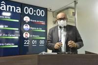 Vereador Raério destaca vacinação contra Covid-19 em Mossoró