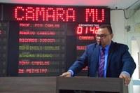 Vereador Rondineli destaca importância do programa Família em Foco