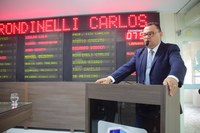 Vereador Rondinelli Carlos destaca trabalho na zona rural