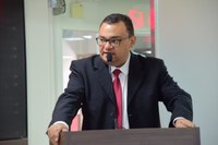 Vereador Rondinelli Carlos registra novas leis de sua autoria