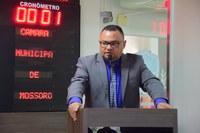 Vereador Rondinelli Carlos ressalta Semana Municipal de Conscientização do Transtorno do Espectro Autista