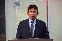 Vereador Zé Peixeiro defende projeto voltado para o incentivo à prática do esporte em Mossoró
