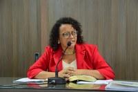 Vereadora Aline Couto divulga nota de repúdio à insegurança