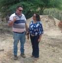 Vereadora Aline Couto pede benefícios ao bairro Barrocas