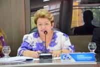 Vereadora Izabel Montenegro tem três projetos aprovados